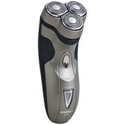 超人 SA872 剃须刀 充电式三头浮动式刮胡刀 带鬓刀 刀头可水洗