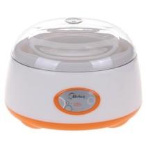 美的 YG10ES-AY 自动恒温 酸奶机(黄色)产品图片主图