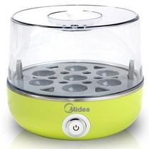 美的 ES07MT-CV 7蛋容量 蒸蛋器(绿色)产品图片主图