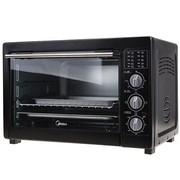 美的 MG38CB-AA  38L 电烤箱 家用超大容量 多功能 四层烤位