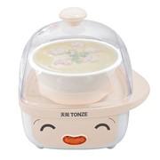 天际 DZG-W405E 机械煮蛋器 5个蛋 粉红色