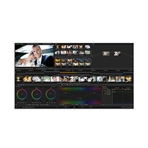 BlackMagic DaVinci Resolve Lite达芬奇调色软件产品图片主图