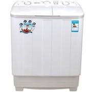 TCL XPB65-2228S 6.5公斤半自动波轮洗衣机(白色)