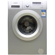 西门子 XQG52-08X268 5.2公斤全自动滚筒洗衣机(银色)