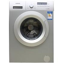 西门子 XQG52-08X268 5.2公斤全自动滚筒洗衣机(银色)产品图片主图