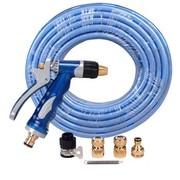 悦卡 YC-TSQ 升级款家用洗车水枪套装(25米蓝色款)