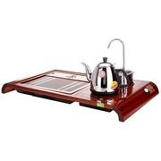 金灶 R-180A 自吸加水 微电脑控温木雕泡茶机