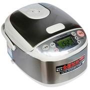 象印 NS-LAH05C 微电脑多功能电饭煲 日本标准0.5L/国内标准1.5L 不锈钢色