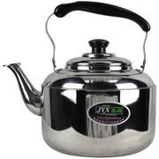 家兴(JYX) 4L不锈钢鸣音水壶 烧水壶 煤气 电磁炉水壶 响水壶