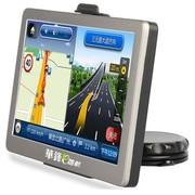 华锋E路航 X70 GPS导航仪固定 流动一体机 内置8G 蓝牙版 支持倒车后视 官方标配+流动测速仪