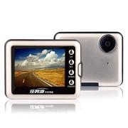 任我游 N568 行车记录仪( 高清1080P 循环录影无缝零秒无盲区 录像同步显示时间和日期 )