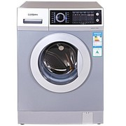 美菱 XQG55-7110C 5.5公斤全自动滚筒洗衣机(银色)