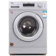 TCL XQG60-663S 6公斤 DD电机 变频滚筒洗衣机(银色)