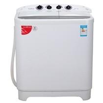 威力 XPB75-7529BS 7.5公斤半自动波轮洗衣机(白色)产品图片主图