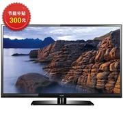 京东方 LE-32W251 32英寸 硬屏超窄边框超薄高清LED液晶电视(黑色)