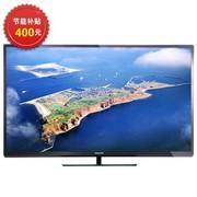 飞利浦 50PFL5820/T3 50英寸 全高清3D超薄LED液晶电视 (银灰色)