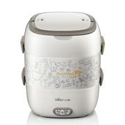 小熊 DFH-S2017 双层蒸煮电热饭盒 加热保温饭盒 2L