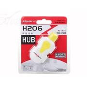 川宇 H206 4口HUB-USB集线器