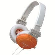 松下 RP-DJS400GK DJ耳机系列 橙色