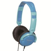 松下 RP-DJS200E  DJ耳机多彩系列 蓝色