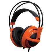 赛睿 西伯利亚v2 耳机 橙色