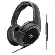 森海塞尔 HD429S 强劲低音立体声 智能手机优化设计 适用于安卓、WM、RIM、IOS设备