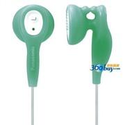 松下 耳塞式耳机 HV21GK-G 绿色