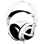 赛睿 西伯利亚v1 USB 耳机 白色
