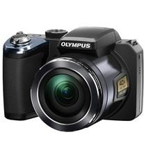 奥林巴斯 SP-820UZ 数码相机 黑色(1400万像素 3.0英寸屏 40倍光学变焦 22.4mm广角 内置8G卡)产品图片主图