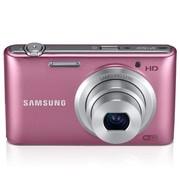 三星 ST150F 数码相机 粉色(1620万像素 3英寸屏 5倍光变 25mm广角 内置4G卡 WiFi一键上传)