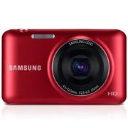 三星 ES99 数码相机 红色(1610万象素 2.7英寸屏 5倍光学变焦 25mm广角)