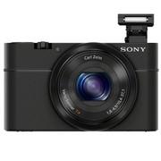 索尼 DSC-RX100 黑卡数码相机(2020万像素 3英寸液晶屏 F1.8光圈 1英寸Exmor CMOS)