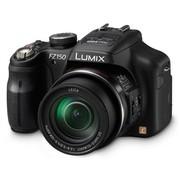 松下 DMC-FZ150GK 数码相机 黑色(1210万像素 3.0英寸液晶屏 24倍光学变焦 25mm广角)