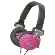 松下 RP-DJS400GK DJ耳机系列 粉色
