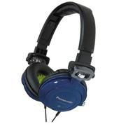 松下 RP-DJS400AE  DJ耳机系列 蓝色