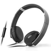 漫步者 H750P 高光黑    时尚便携可折叠手机耳机