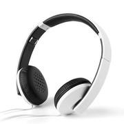 漫步者 H750  可折叠便携音乐耳机 时尚白