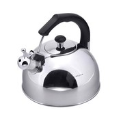 LINKMATH 304医用钢不锈钢响水壶电磁炉可用(3.8L)