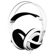 赛睿 西伯利亚v1 耳机 白色