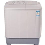 美的 MP65-S606 6.5公斤半自动波轮洗衣机(灰色)
