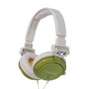 松下 RP-DJS400AE  DJ耳机系列 绿色