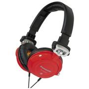 松下 RP-DJS400AE  DJ耳机系列 红色