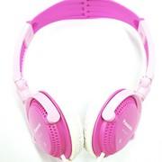 松下 RP-DJS200EP  DJ耳机多彩系列 粉色