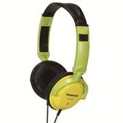 松下 RP-DJS200E  DJ耳机多彩系列 黄色
