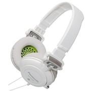 松下 RP-DJS400  DJ系列头戴耳机 白色