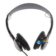 漫步者 H500 头戴式耳机 黑色