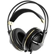 赛睿 西伯利亚V2 耳机 黑金色