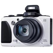 GE G100 数码相机 白色(1440万像素 15倍光学变焦 3.0英寸液晶屏 28mm广角)