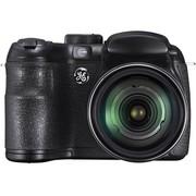 GE X400 数码相机 黑色(1410万像素 15倍光学变焦 2.7英寸液晶屏 27mm广角)