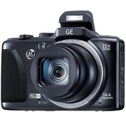 GE G100 数码相机 黑色(1440万像素 15倍光学变焦 3.0英寸液晶屏 28mm广角)